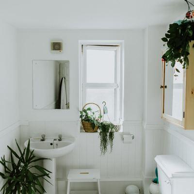 Ganar sensación de espacio con azulejos