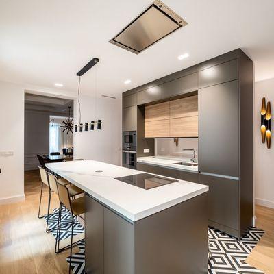 Pintar muebles de cocina
