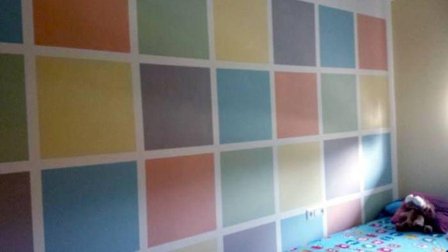 Presupuesto pintar paredes online habitissimo - Pintar las paredes de dos colores ...