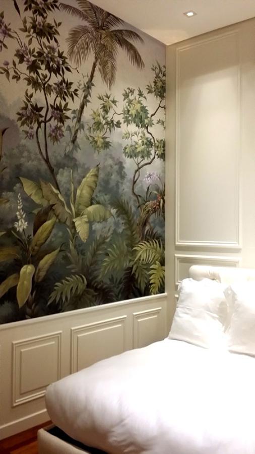 Presupuesto quitar estuco y pintar online habitissimo for Pintura decorativa muebles