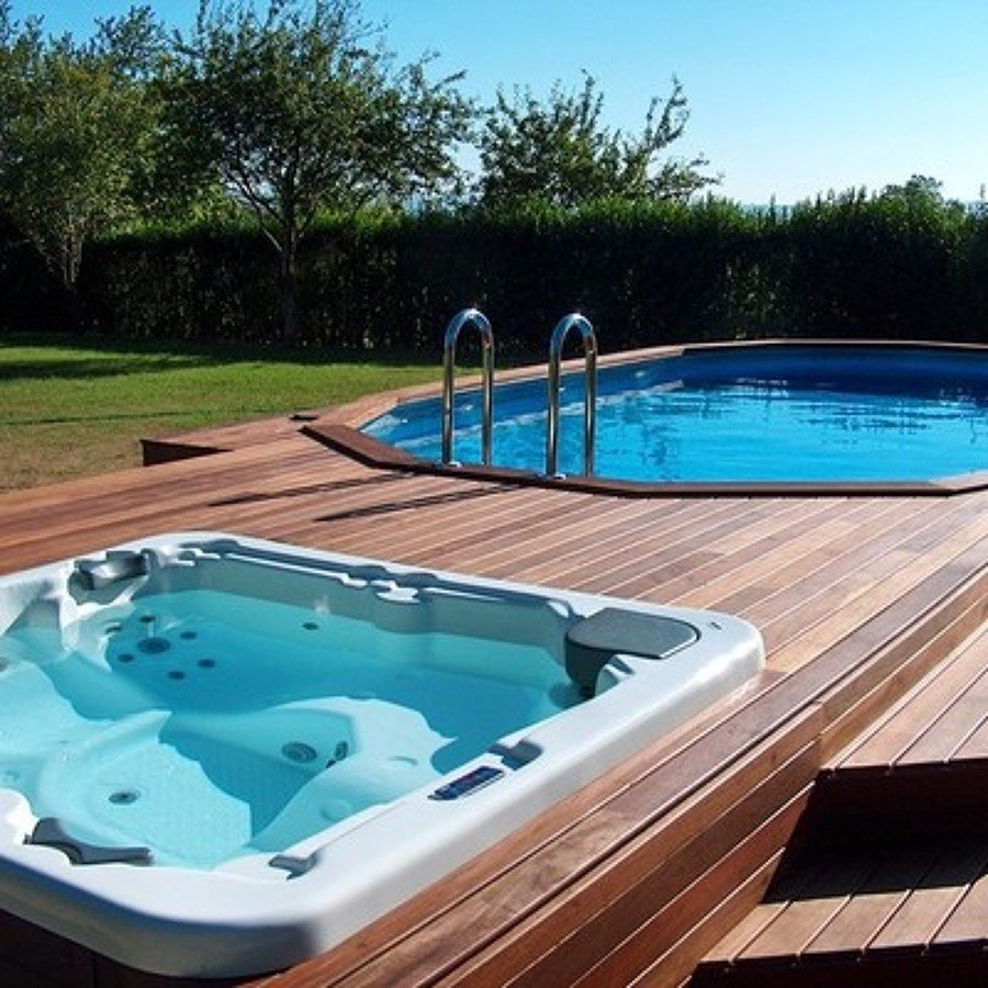 Ideas y precios para construir una piscina habitissimo for Piscina pequena desmontable con depuradora