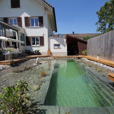Ideas y precios para construir una piscina habitissimo for Albercas ecologicas