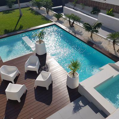 Cu nto cuesta construir una piscina precios habitissimo for Precio para construir una piscina