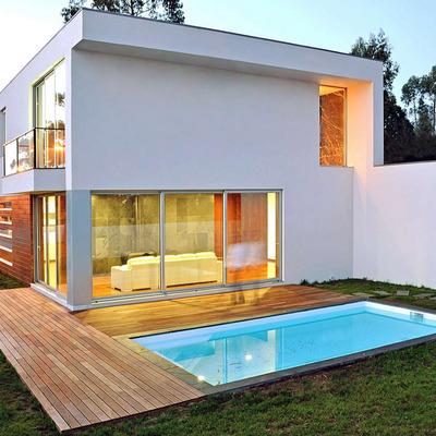 Ideas y precios para construir una piscina habitissimo for Piscinas prefabricadas pequenas