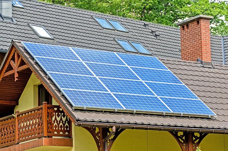 Paneles solares fotovoltáicos