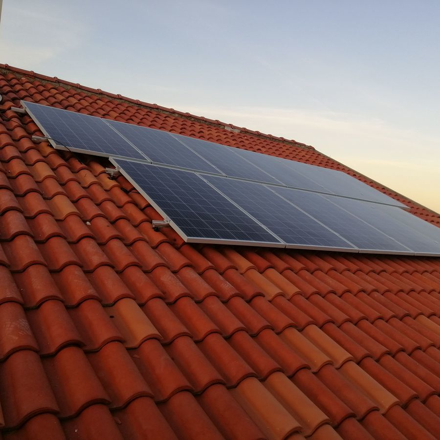 Instalar placas solares térmicas