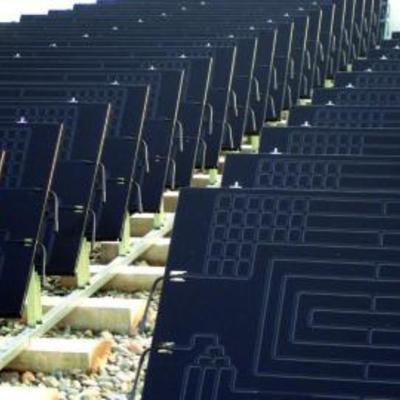 Placas solares termodinámicas