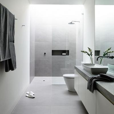 Hacer un plato de ducha de obra presupuestos online for Platos de ducha a ras de suelo
