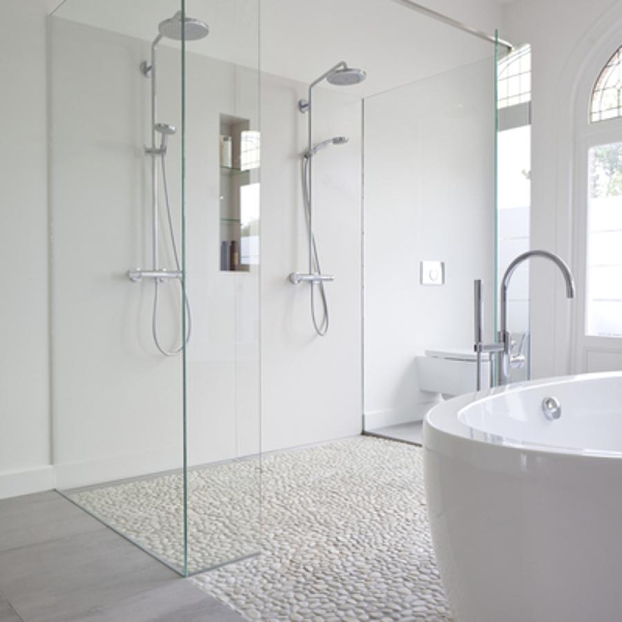 Presupuesto instalar o cambiar ba era o ducha online - Como montar mampara de ducha ...