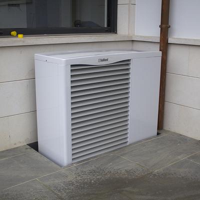 Presupuestos para instalar una bomba de calor aerot rmica for Calefaccion por bomba de calor