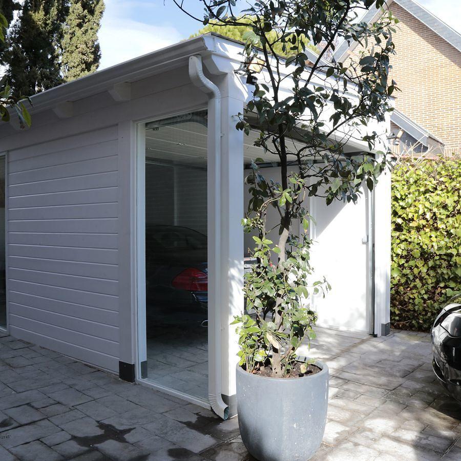 Construcción de garajes prefabricados