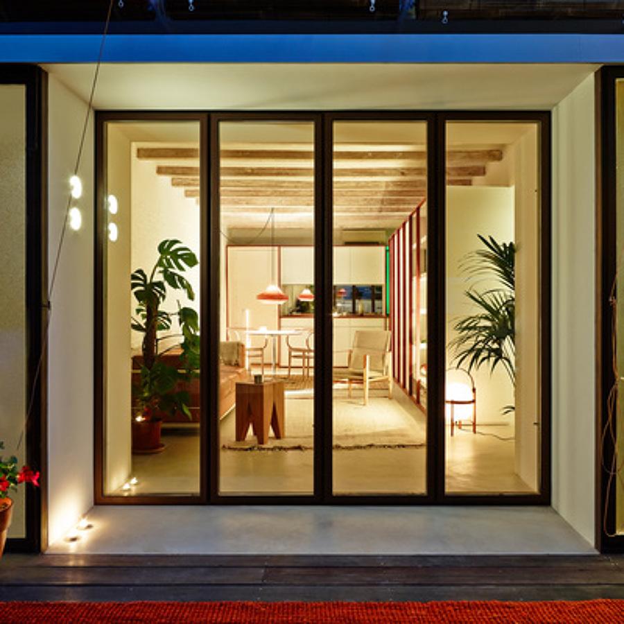 puertas correderas de cristal de exterior