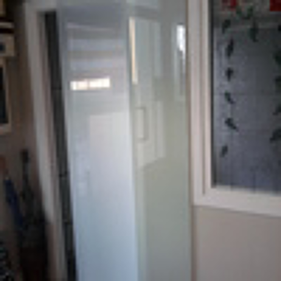 Presupuesto puerta corredera cristal online habitissimo - Puertas correderas de cristal ikea ...