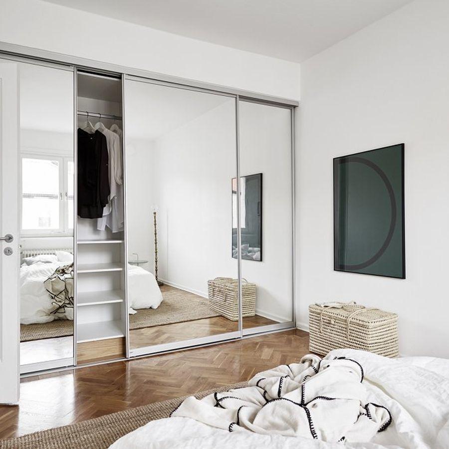 Puertas correderas de cristal para armarios y vestidores
