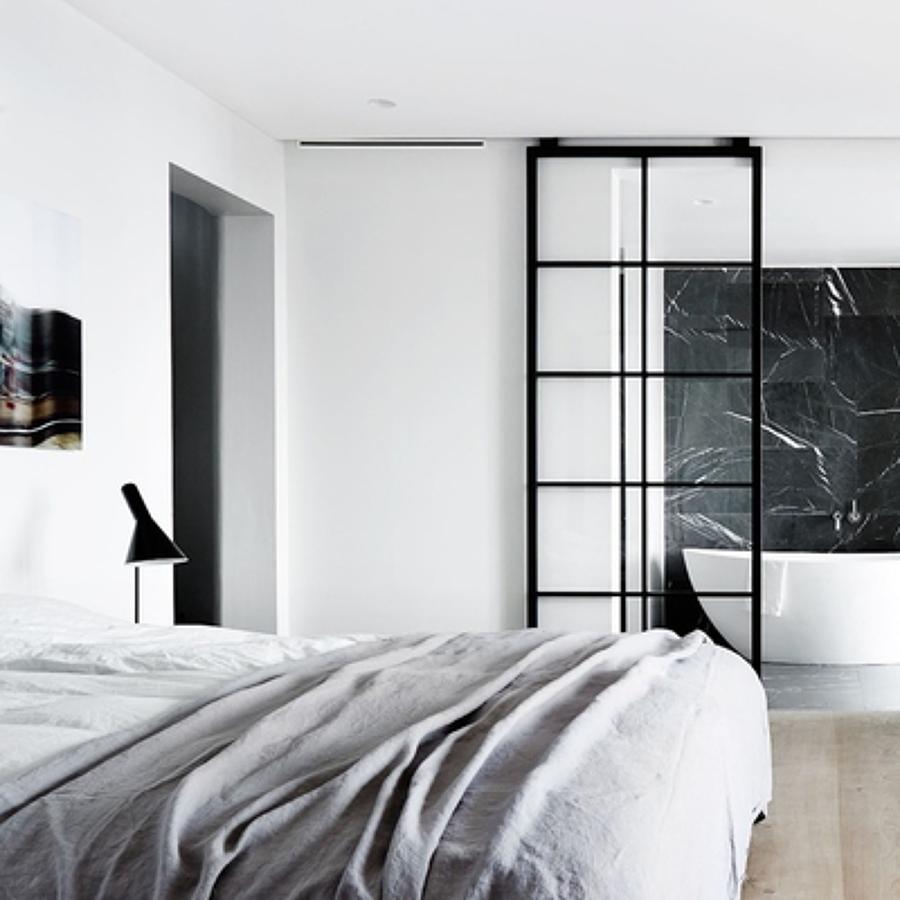 Presupuesto puerta corredera cristal online habitissimo for Puertas para habitaciones precios