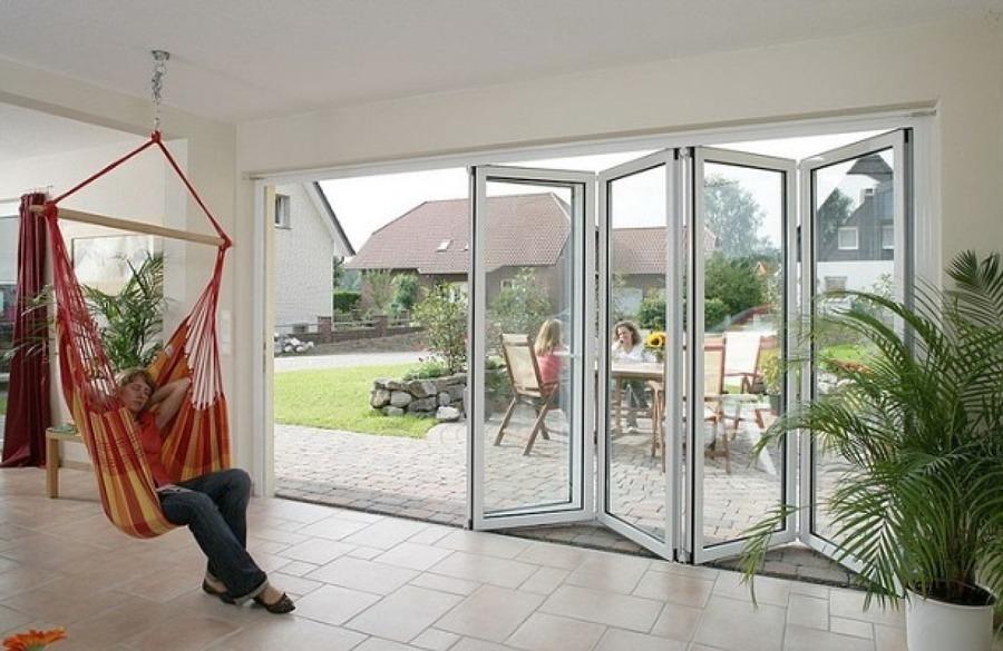 Presupuesto instalar puerta corredera pvc online habitissimo - Puertas correderas de salon ...
