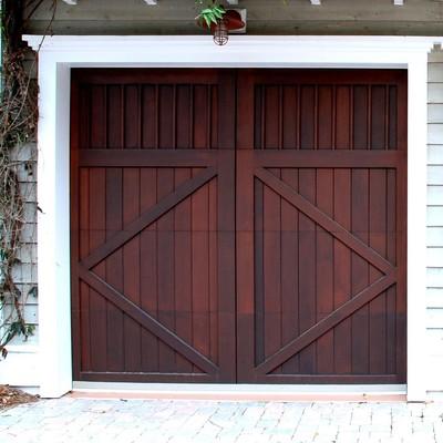Instalación de puerta de garaje