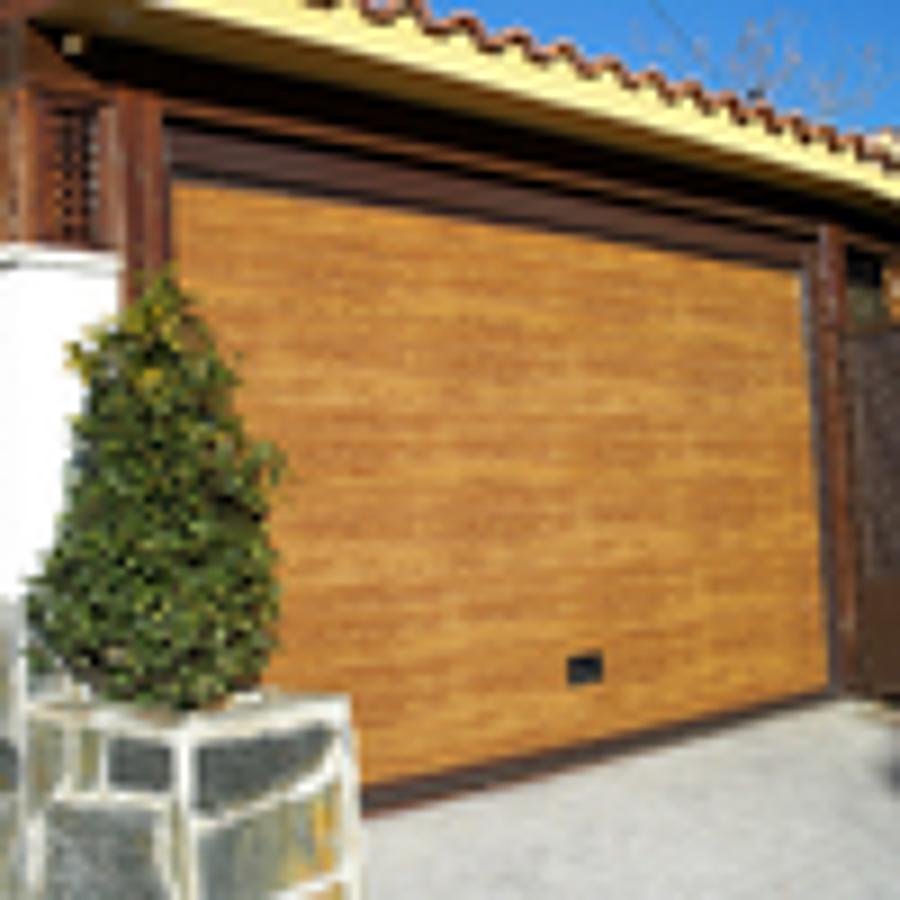 Puertas de garaje seccionales baratas good good automtico diseo moderno panel de la puerta de - Puertas de garaje seccionales baratas ...
