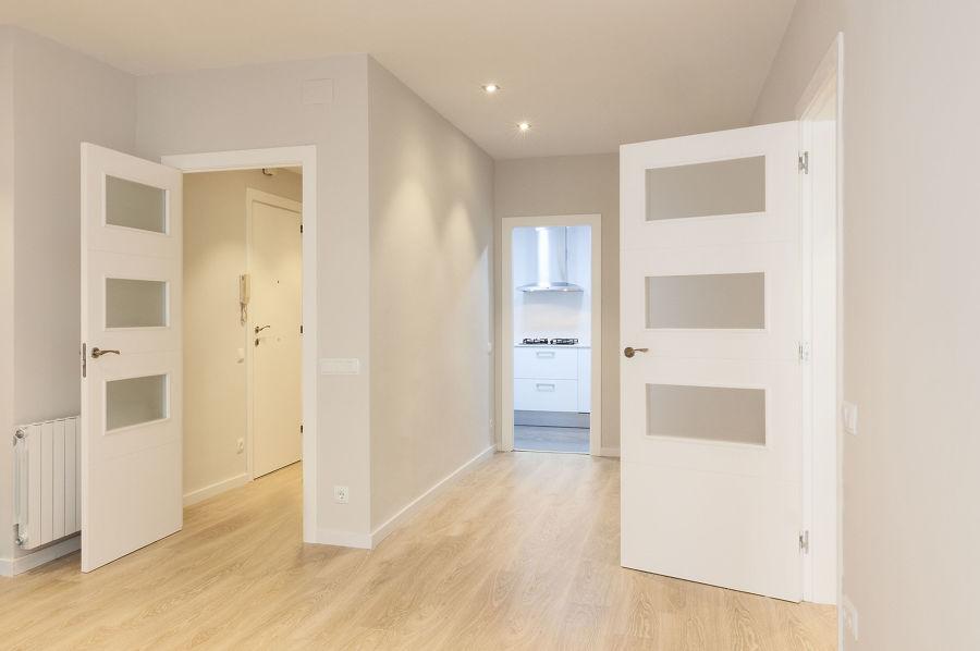 Presupuesto lacar puertas blanco online habitissimo for Cristales para puertas de interior en barcelona