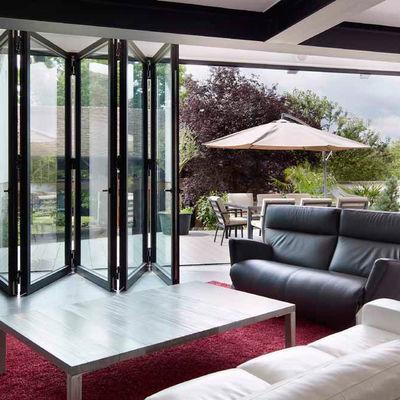 Puertas de fuelle precios trendy puertas plegables de cristal with puertas de fuelle precios - Puertas tipo fuelle ...