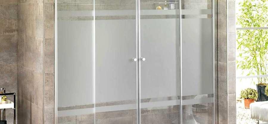 C mo elegir mamparas de ducha precios y ventajas - Mamparas de pvc ...