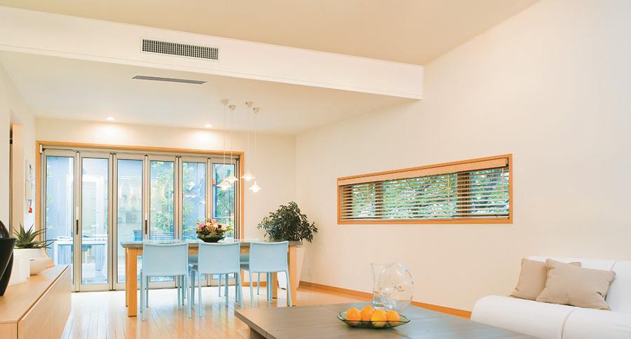 ¿Qué tipo de instalación hace falta para el aire acondicionado?