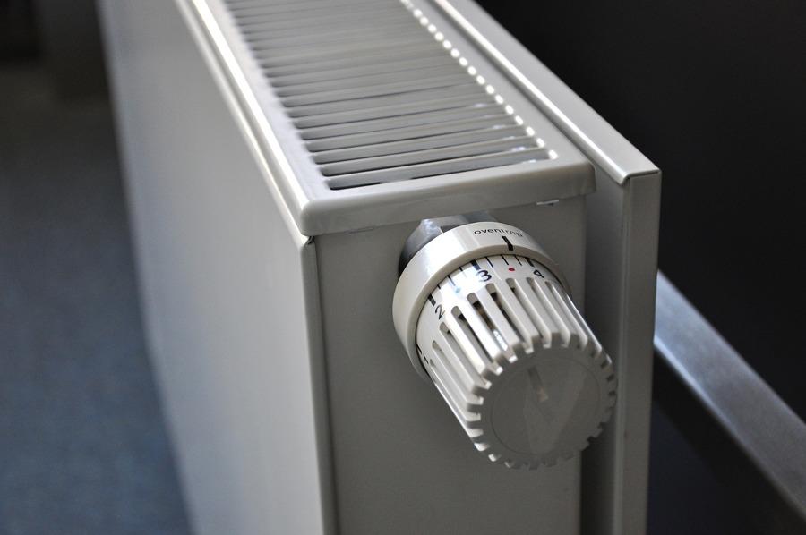 La calefacción suena o hace ruido