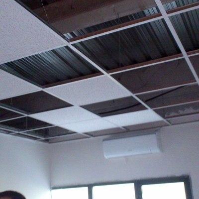 Reforma del techo y la cubierta de una nave industrial