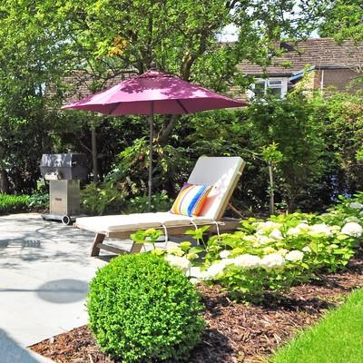 Reforma integral de jardín