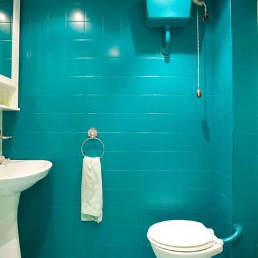 Quitar Azulejos Baño Sin Romperlos:Tendencias e ideas originales para reformar un baño sin obras