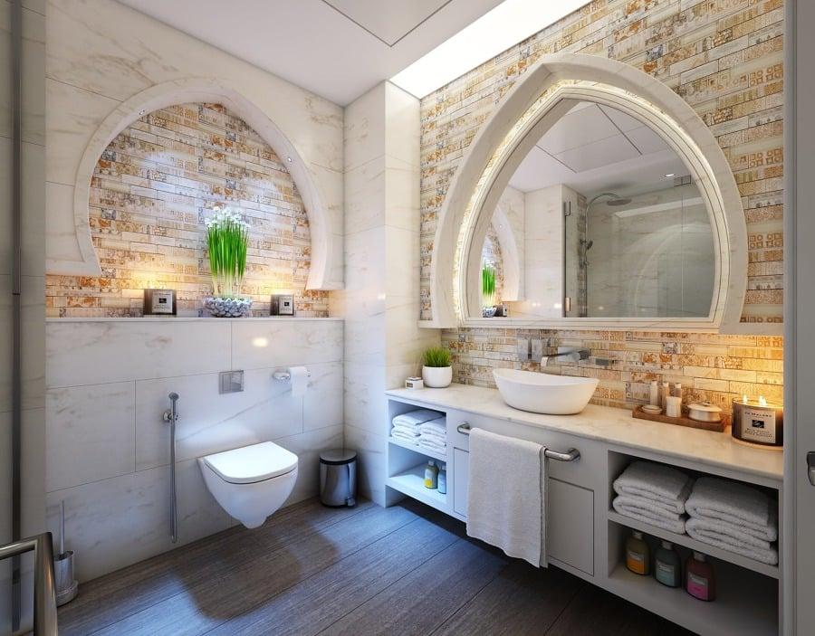 Cambiar los revestimientos del baño