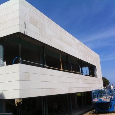 Rehabilitación de fachada ventilada