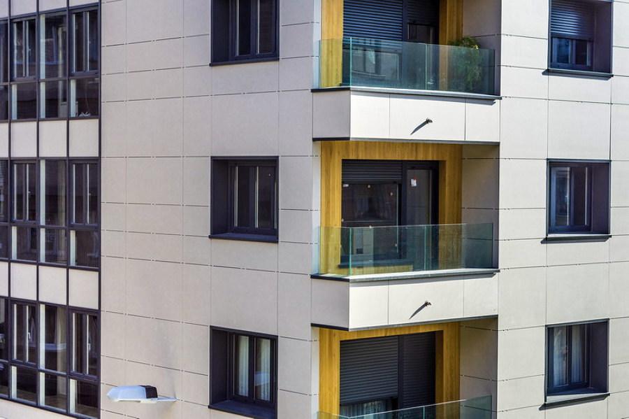 Rehabilitacion de fachadas con aislamiento exterior (SATE)