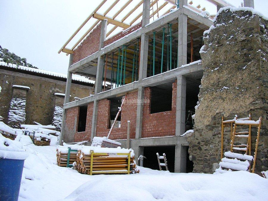 Rehabilitacion de fachadas de piedra