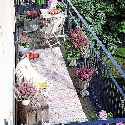 Rejas de hierro para balcones