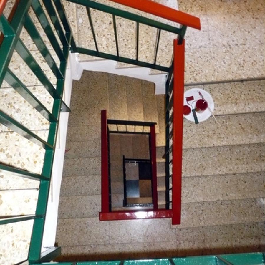 Renovaciones estéticas del edificio en general