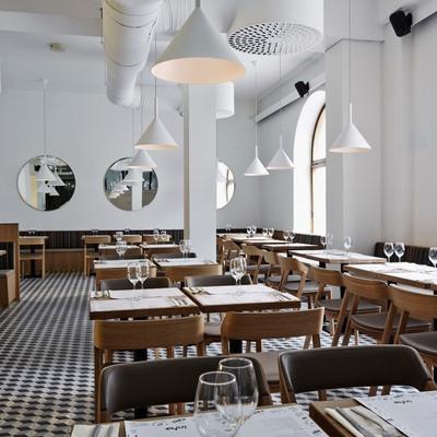 Restaurantes de alta categoria