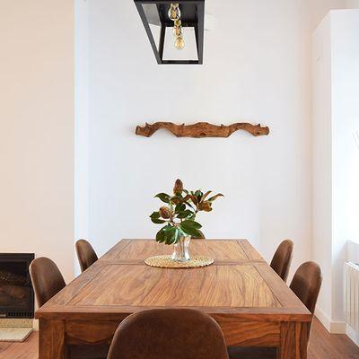 Restaurar mesa de comedor