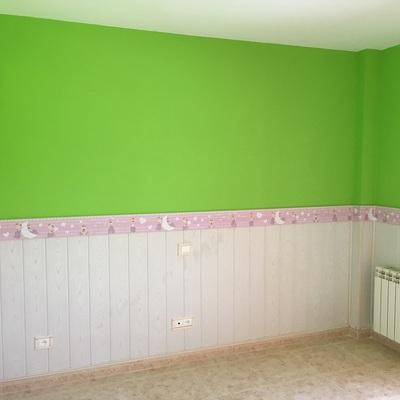 Revestir las paredes