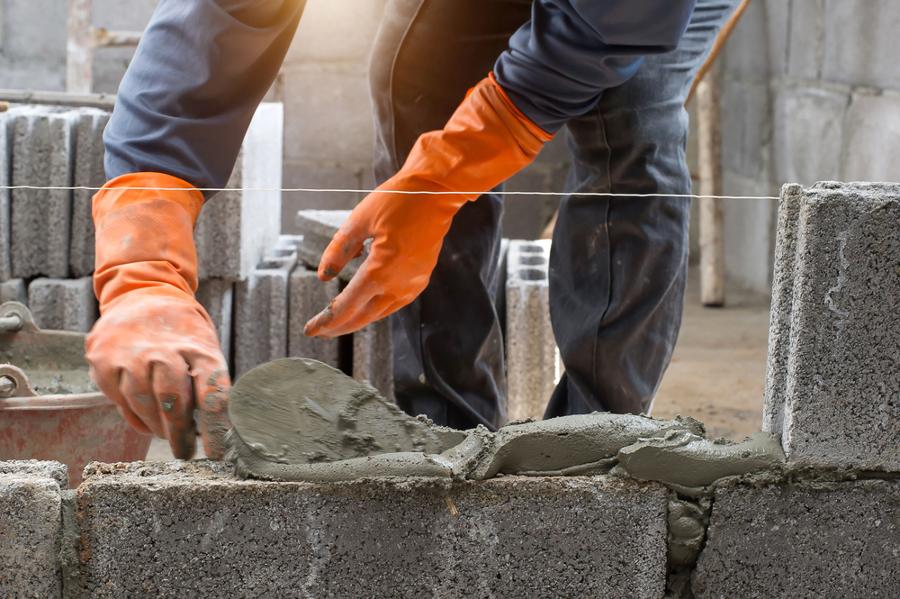 Tipos de bloques de hormigón para muros