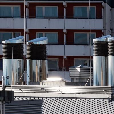 Sistemas de ventilación mecánica