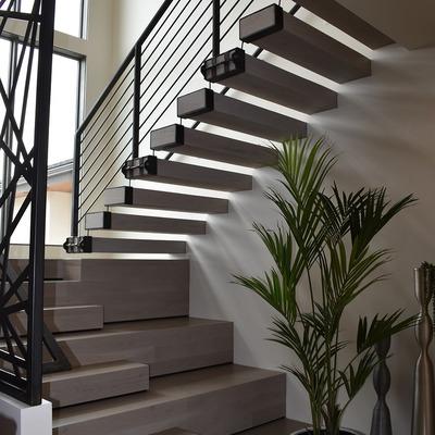 Cambiar la escalera