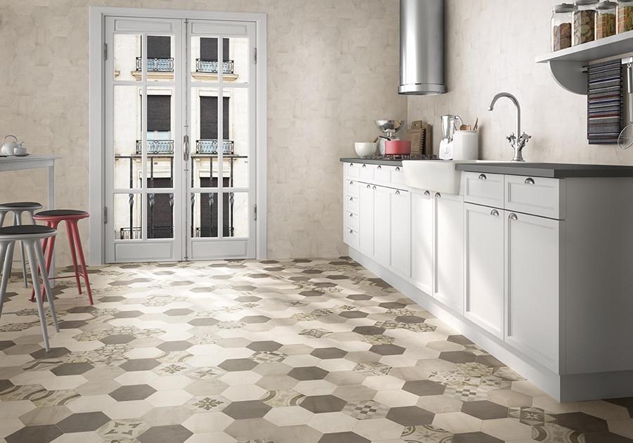 Ideas y presupuestos para cambiar el suelo de la cocina - Suelos ceramicos precios ...