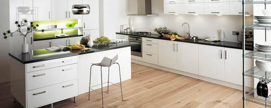 Ideas y presupuestos para cambiar el suelo de la cocina habitissimo - Suelos laminados de madera ...