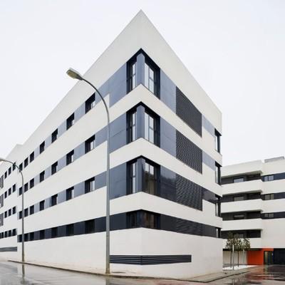 Supervisión del estado del exterior del edificio