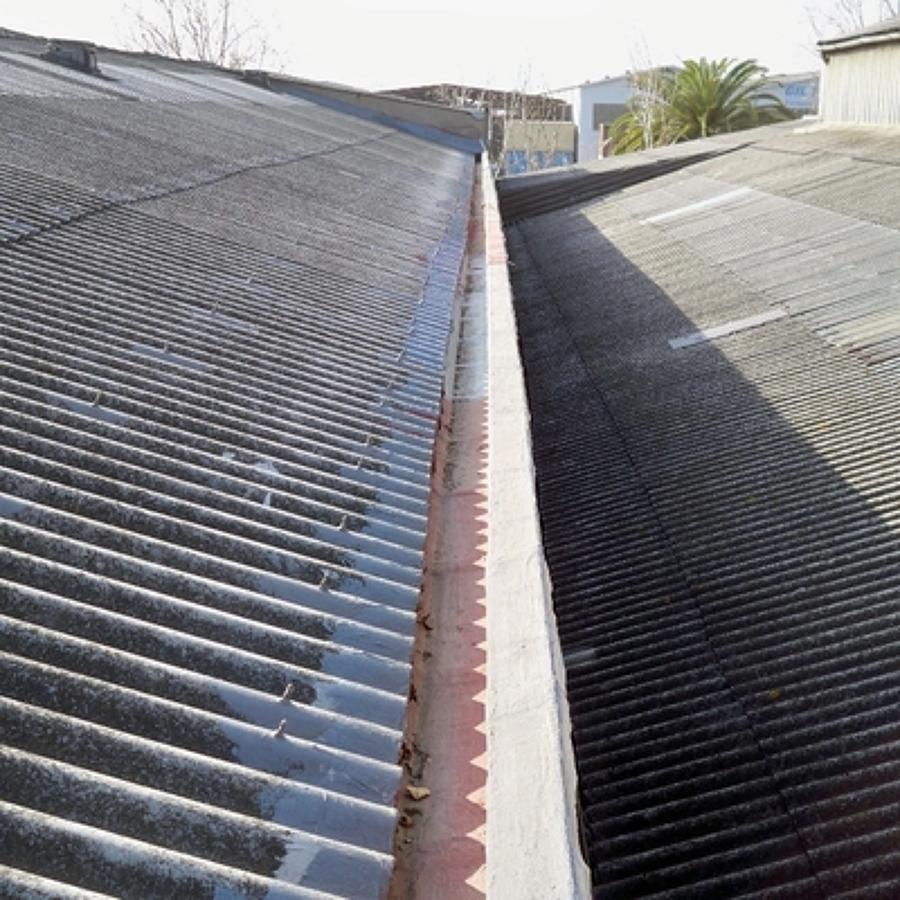 presupuesto retirar tejados fibrocemento uralita online