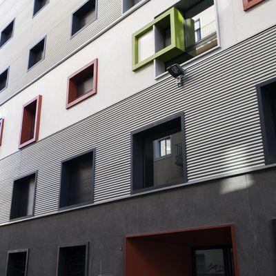 Limpieza de fachadas con métodos químicos