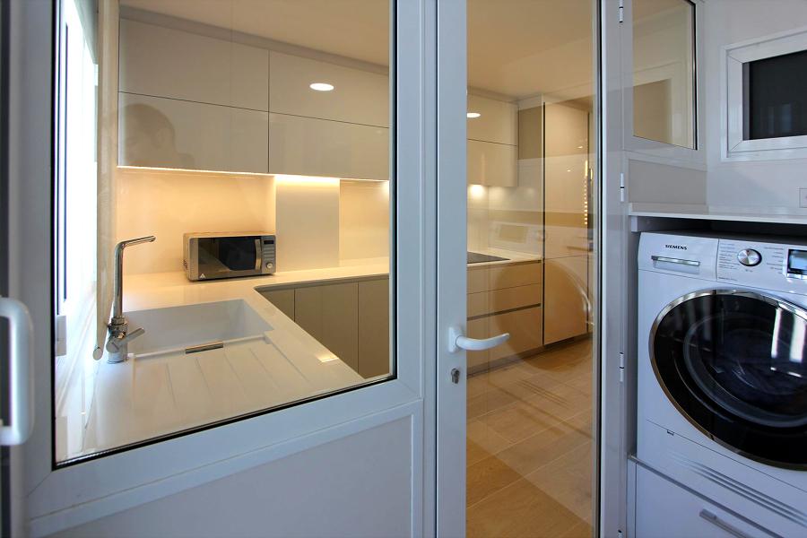 Presupuesto cerrar terraza cocina online habitissimo for Lavadero cocina