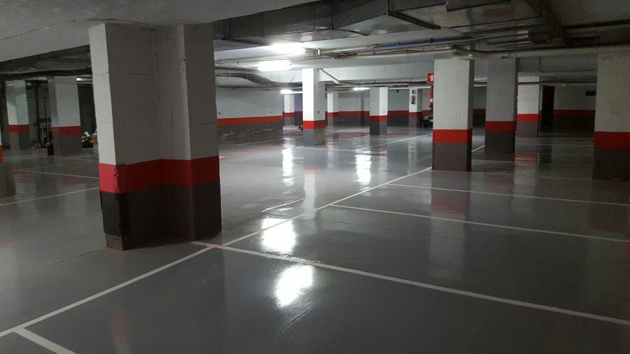 Presupuestos para pintar una plaza de garaje habitissimo - Suelo para garaje ...