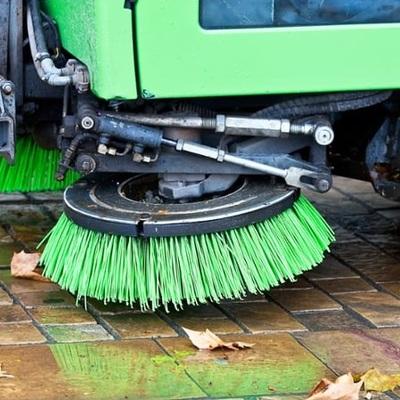 Trabajos de limpieza industrial o de obra